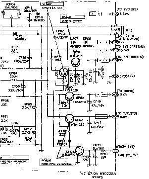 LG-W162W Service Manual download, schematics, eeprom