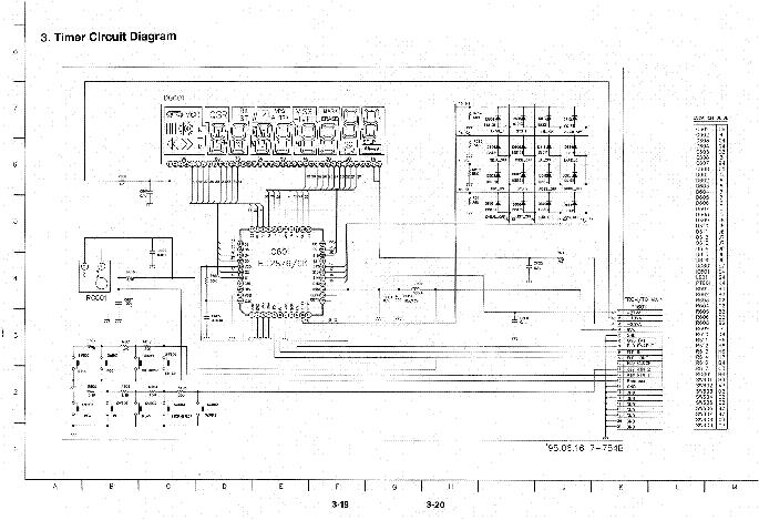 LG T-49HW Service Manual download, schematics, eeprom