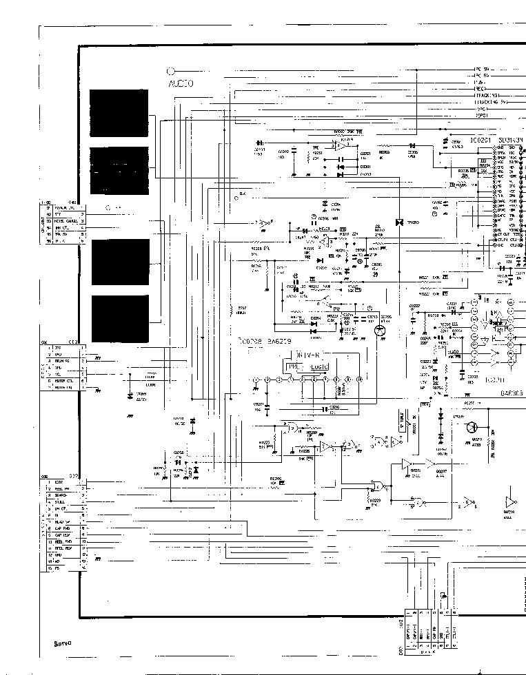 LG DA 5620 Service Manual free download, schematics