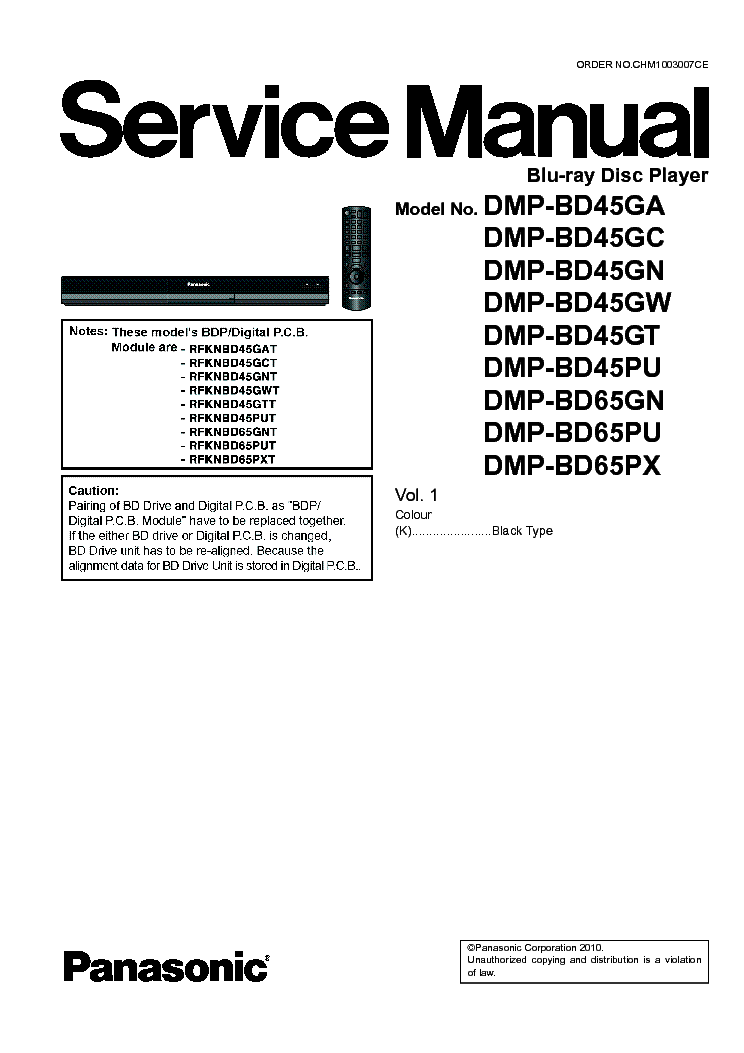 PANASONIC SA-HT520EE SCH Service Manual free download