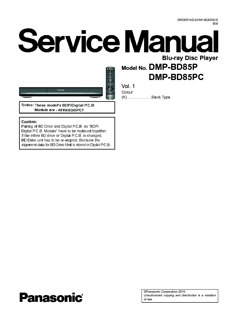 PANASONIC SA-HT520-E-EB-EG-GC-GN HT850-E-EG-GC HTML SM