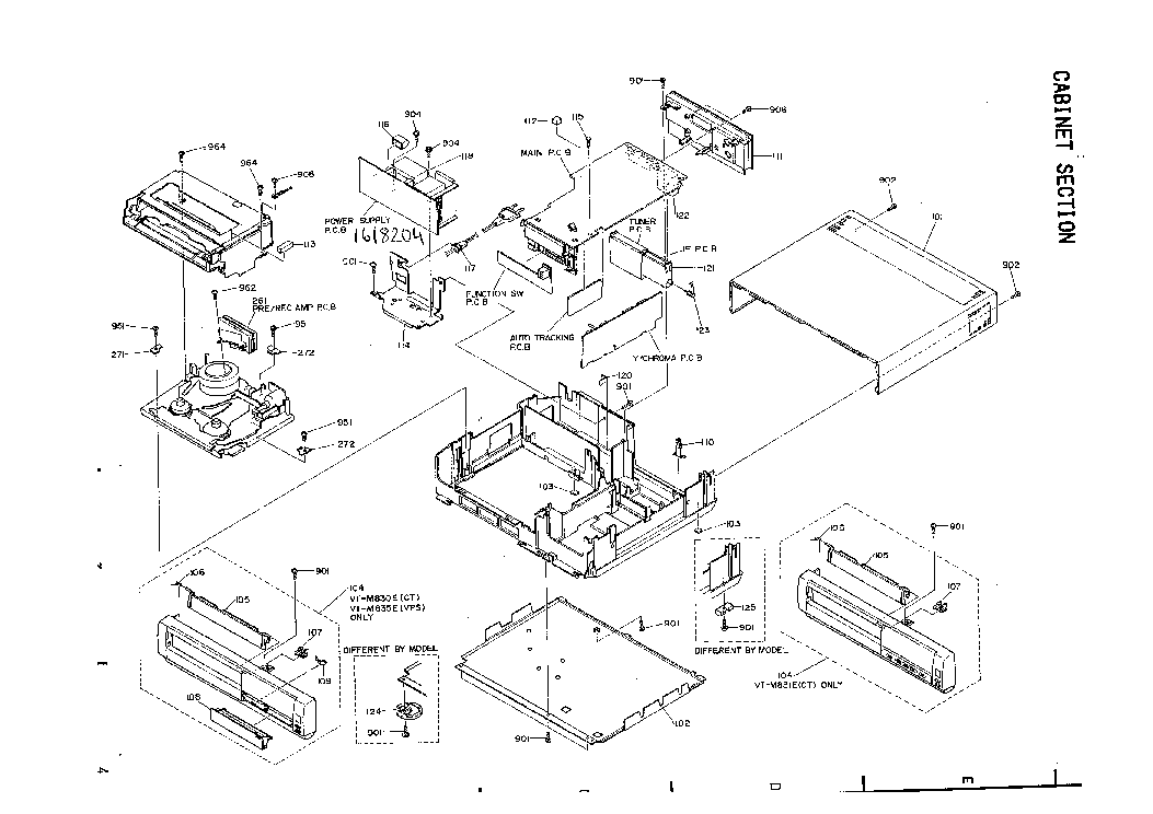 PHILIPS HTS3544 Service Manual download, schematics
