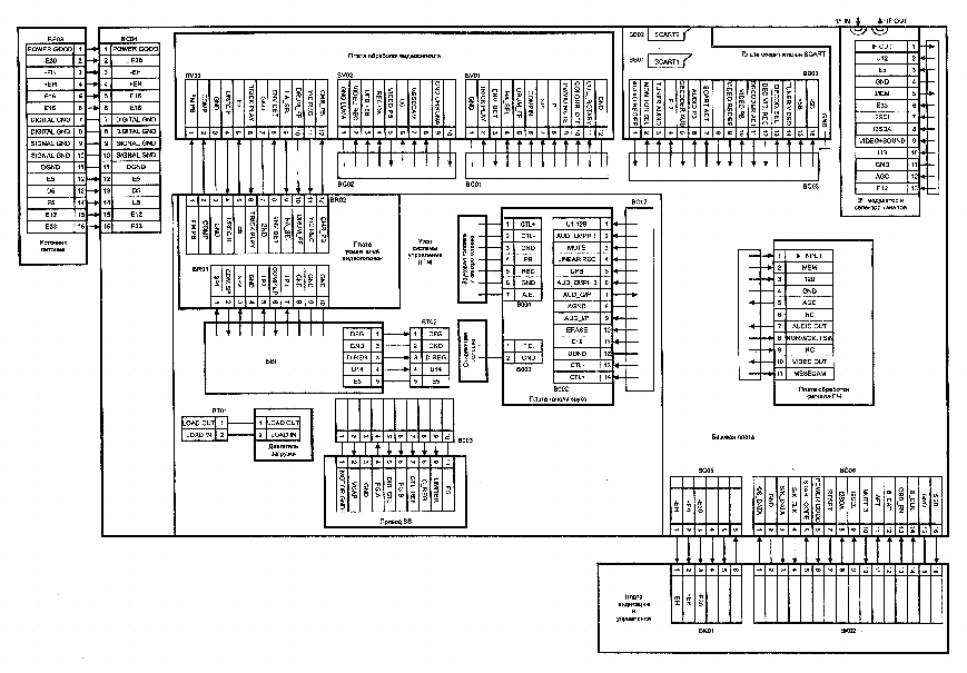THOMSON 243 Service Manual download, schematics, eeprom