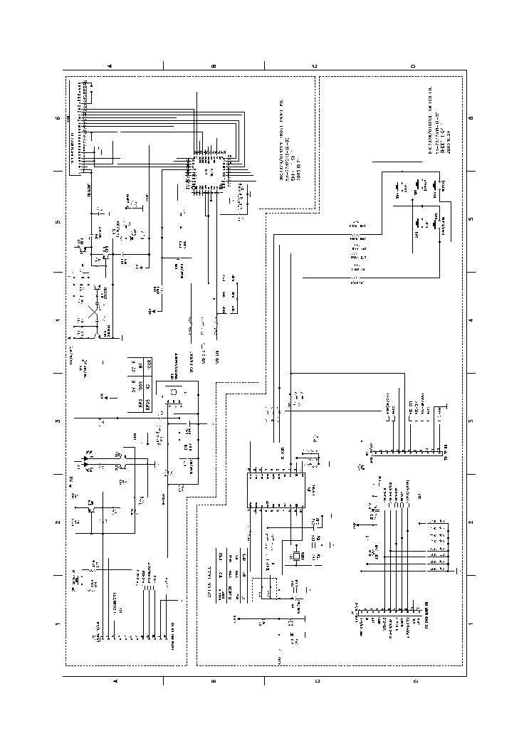 THOMSON VPH-7090 SCH Service Manual download, schematics