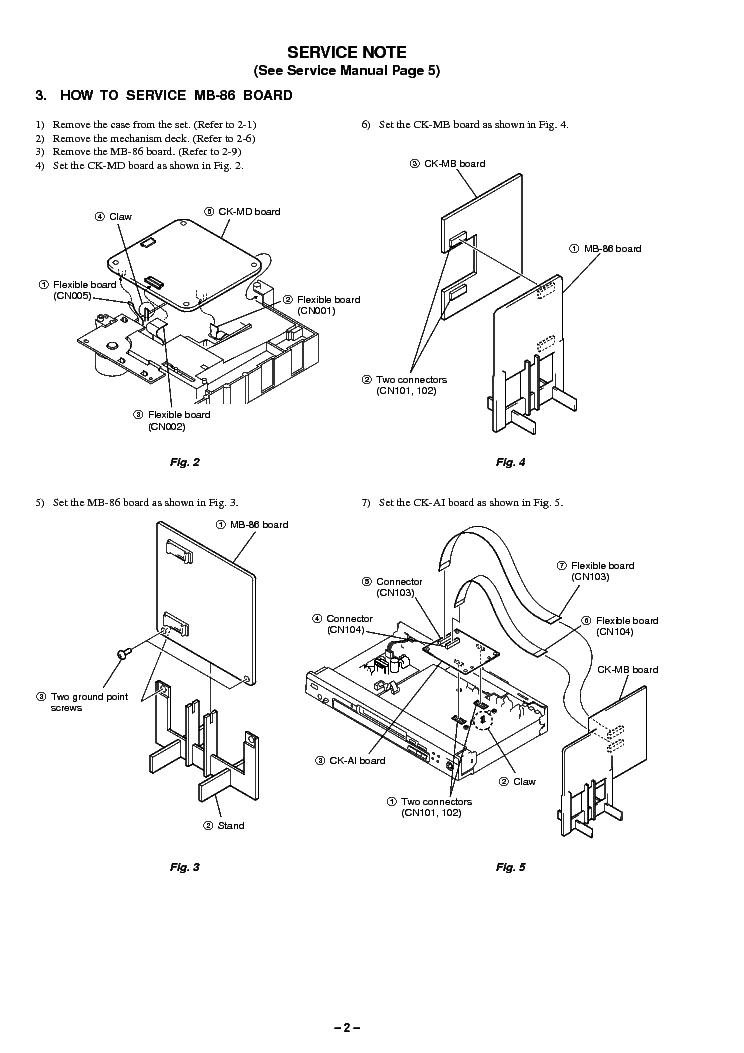 SONY DVP-S350 SUPLEMENT-1 Service Manual download