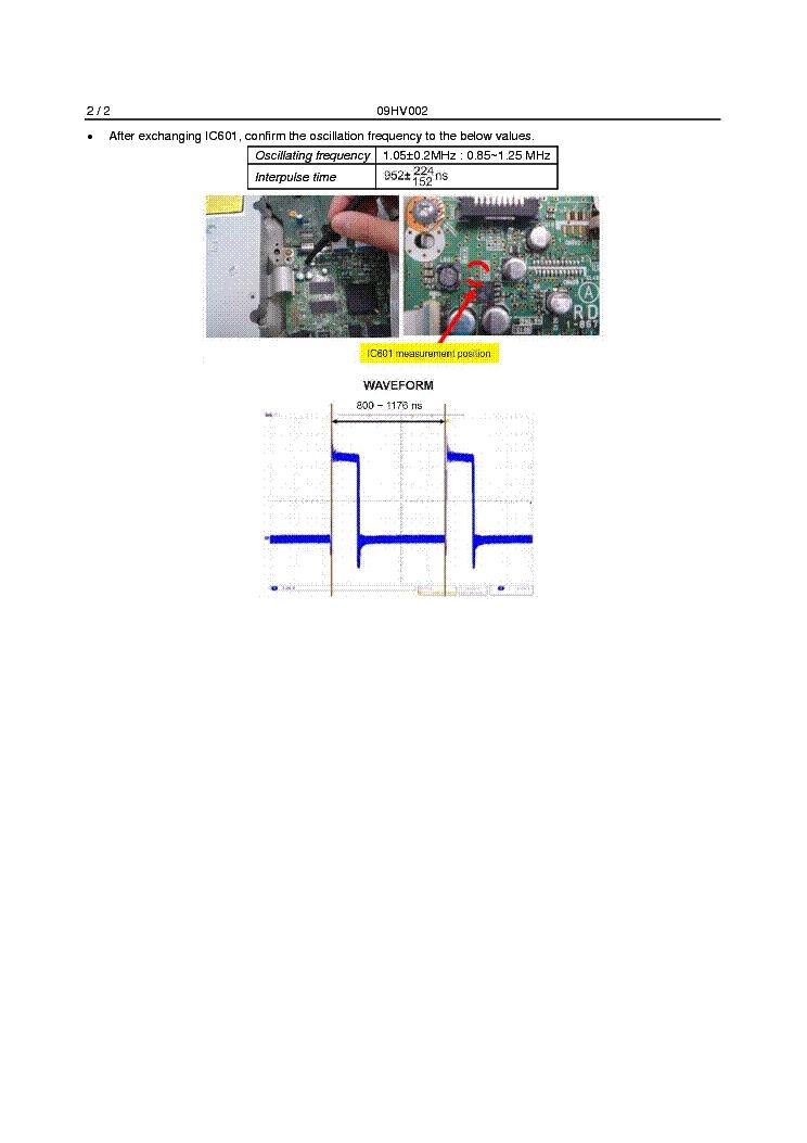 SONY RDR-GX120 GX220 GX330 GXD360 HX520 HX525 HX720 HX722