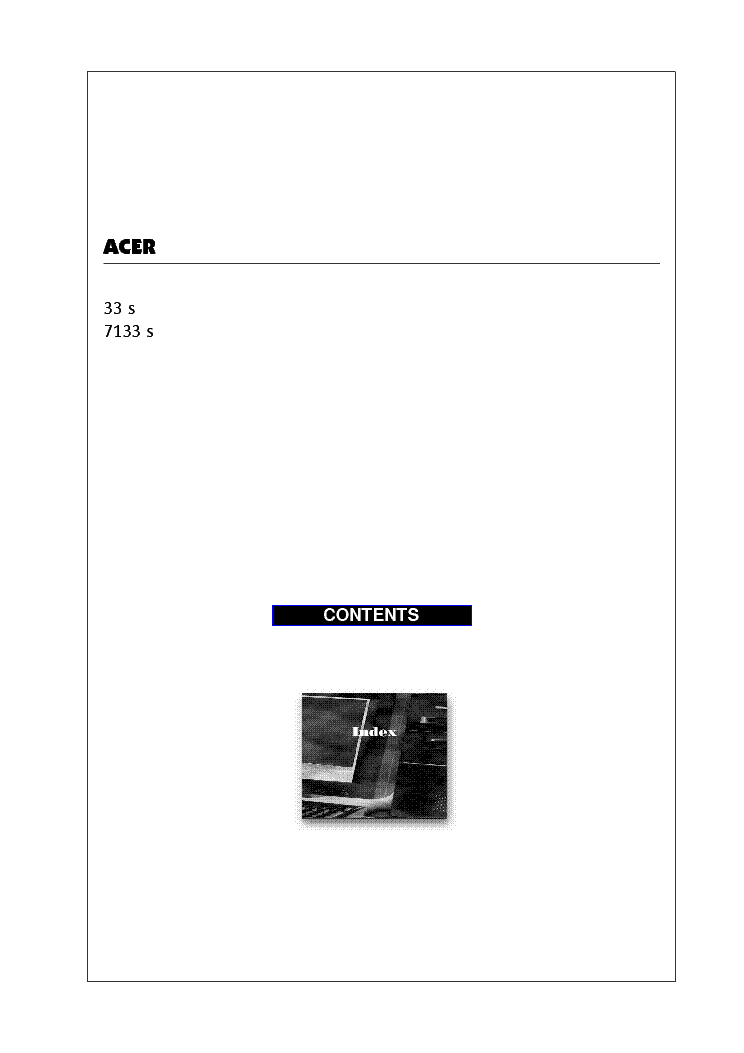 ACER X193HQ SCH Service Manual download, schematics