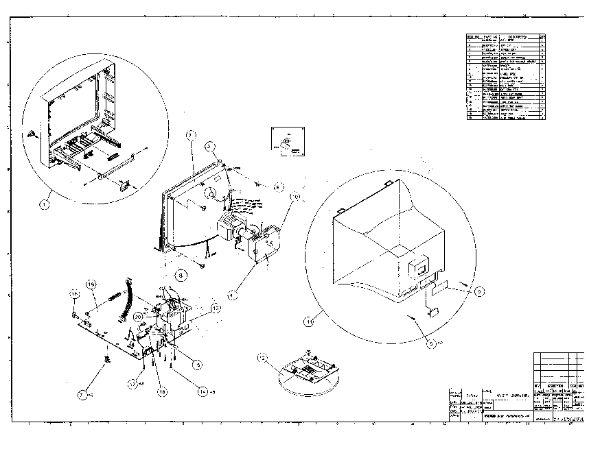 ACER 7134 7154E Service Manual download, schematics