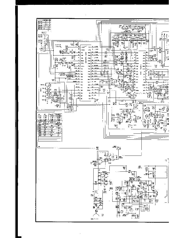 ACER JD177H FCCID AMPJ71C CRT MONITOR SCH Service Manual
