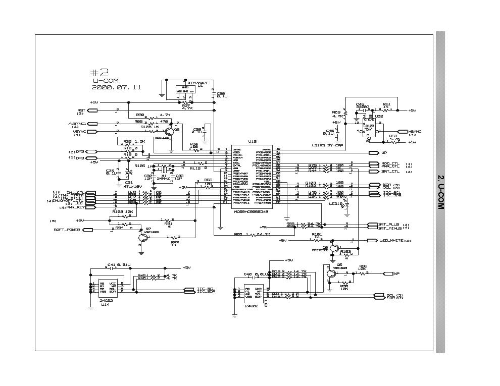 APPLE M8149 SCH Service Manual download, schematics