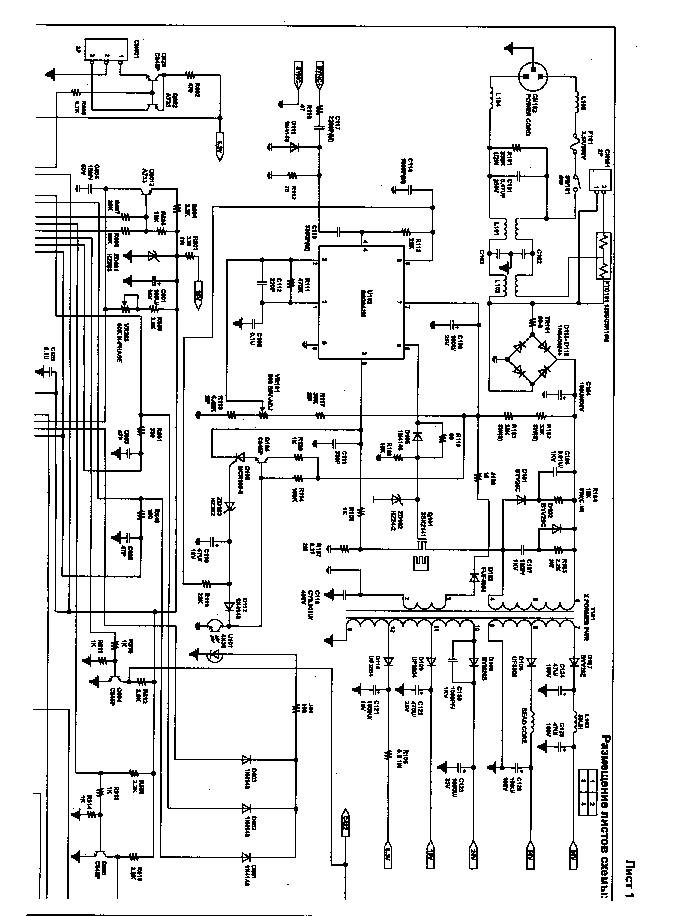 BRIDGE CAD451 Service Manual download, schematics, eeprom
