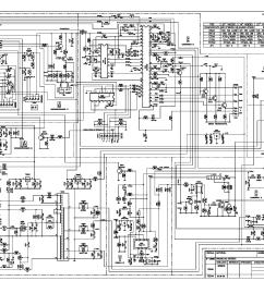 crt screen schematic wiring diagram today crt screen schematic [ 1489 x 1053 Pixel ]