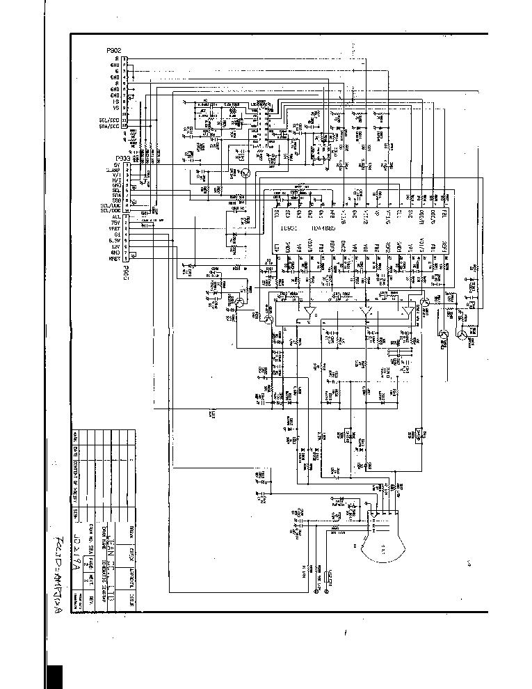 JEAN JD219A SCH Service Manual download, schematics