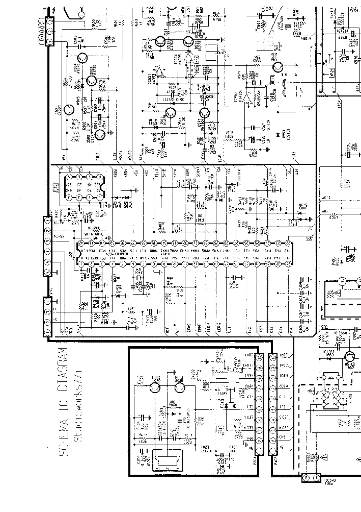 LG W1934S FLATRON Service Manual download, schematics