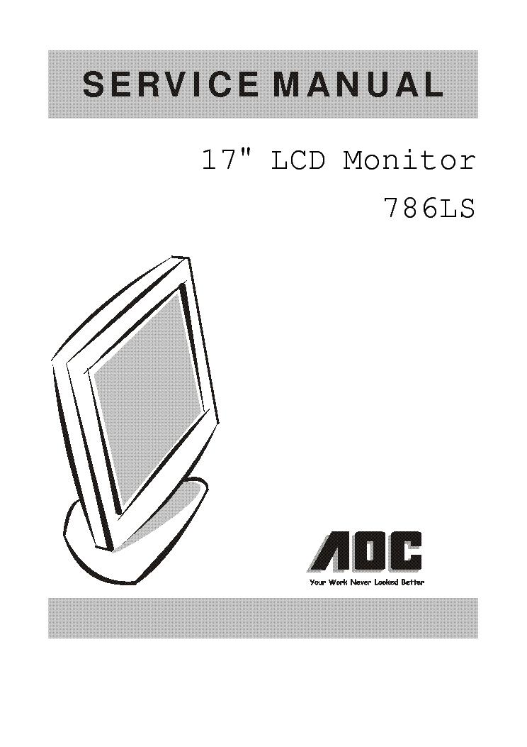 LG 786LS Service Manual download, schematics, eeprom