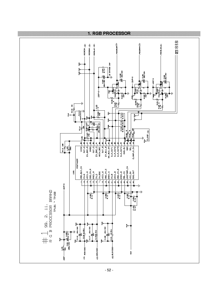 LG LB880B Service Manual download, schematics, eeprom