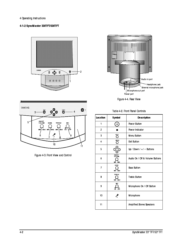 SAMSUNG LXB550SN XAA.10029.1.05 Service Manual download