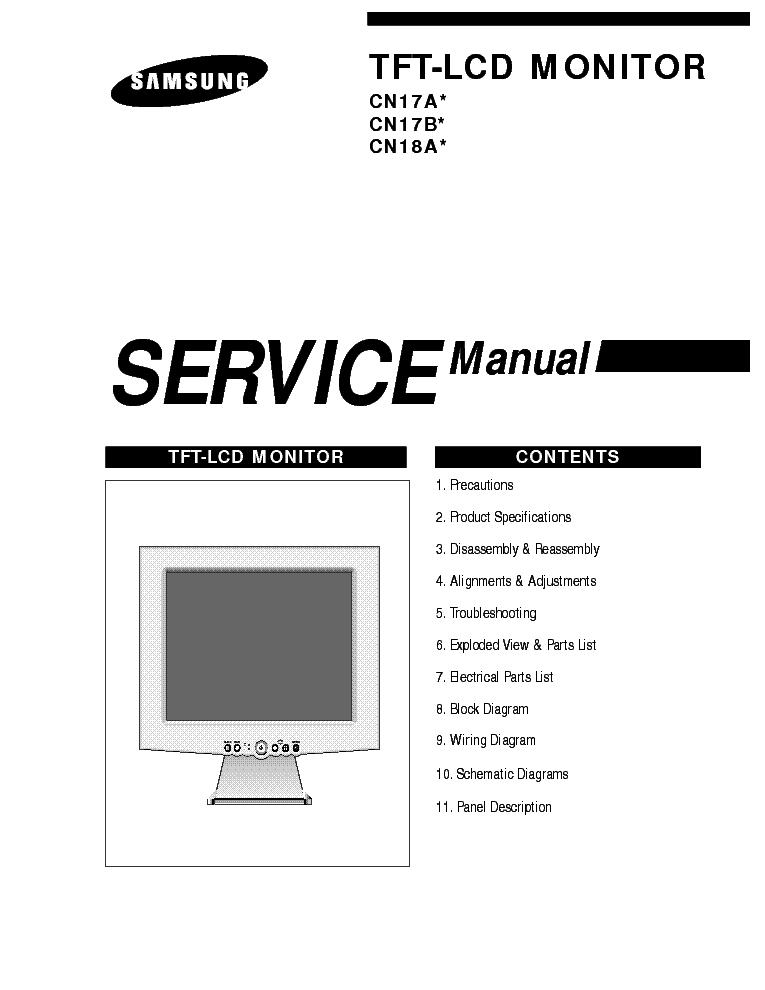SAMSUNG GBPXXSEN-CH LE23R86BD LE26R86BD LE32R86BD Service