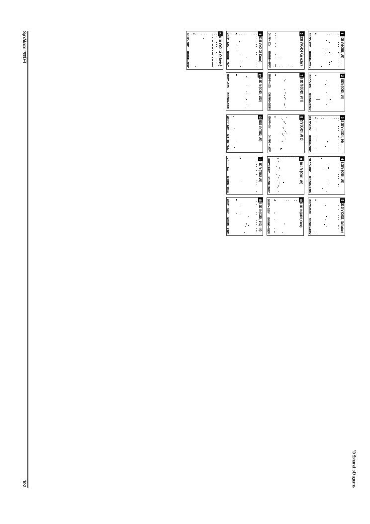 SAMSUNG 755DFX Service Manual download, schematics, eeprom
