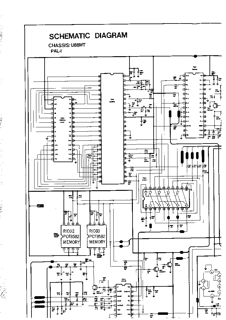 SAMSUNG CI-6230 SCH Service Manual download, schematics