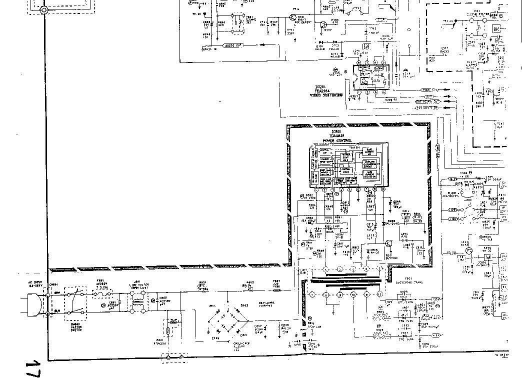 SAMSUNG CX-534 SCH Service Manual download, schematics