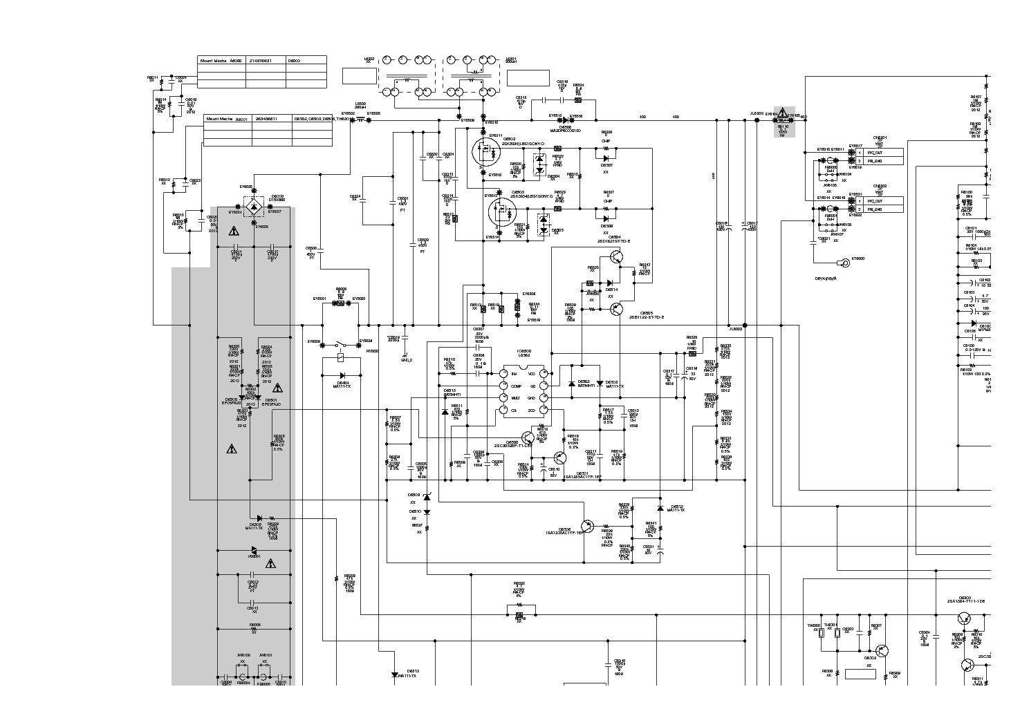 SONY GE2C 1-474-219-11 CXA3809M-T6 LV5768M MIP2H2 SCH