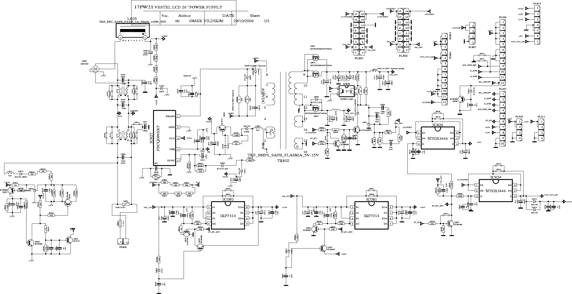 Power Supply Wiring Diagram Diagrams Auto Fuse Box Diagram