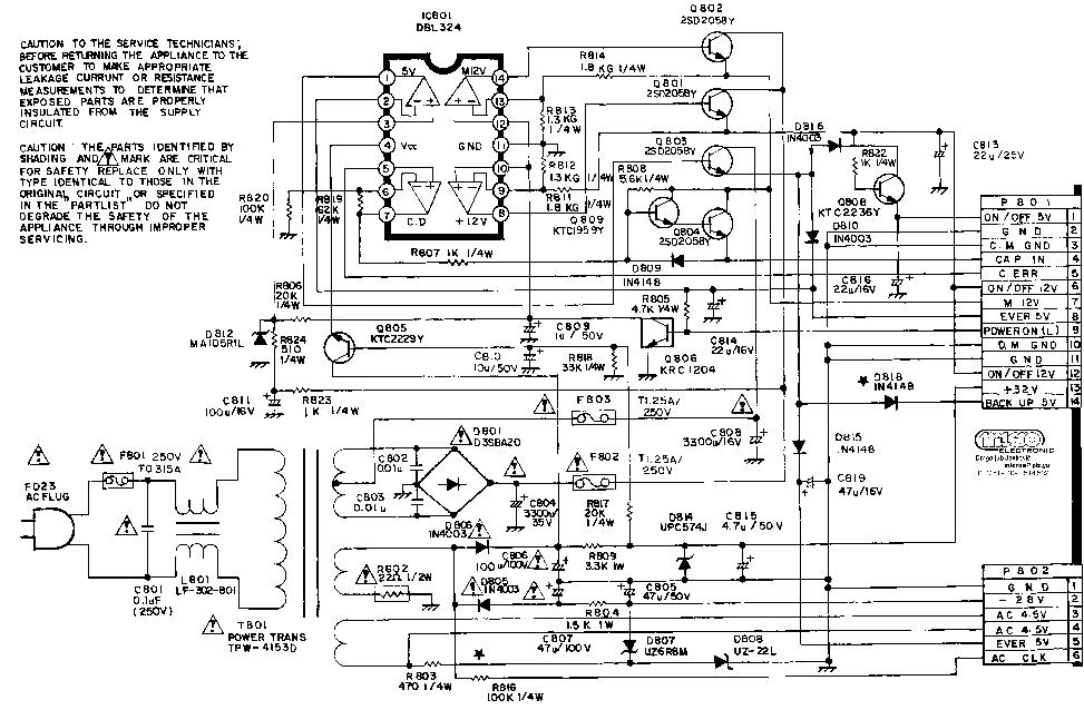 LENCO Service Manual download, schematics, eeprom, repair