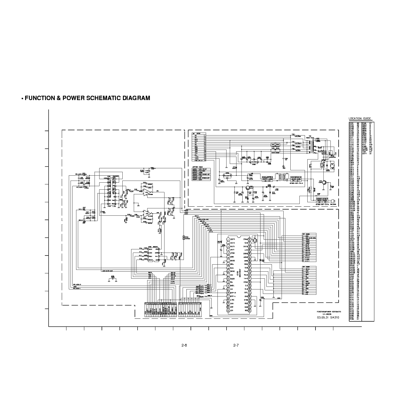 LG EAY39333001 PSPU-J704A POWER SUPPLY SCH Service Manual