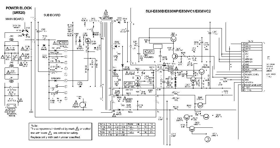 SONY Service Manual download, schematics, eeprom, repair