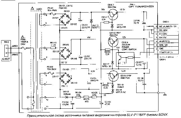 SONY G2A 1-871-504-11 FA5501A CXD9841 MIP2H2 SCH Service