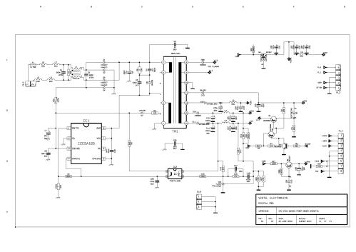 small resolution of dvds2700 power supply smps schematic circuit diagram dvd data dvd power supply diagram sample diagram box