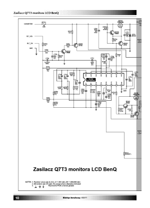 BENQ 4H0V602S04 SCH Service Manual download, schematics