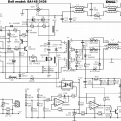 Pc Power Supply Wiring Diagram Editor Schematic