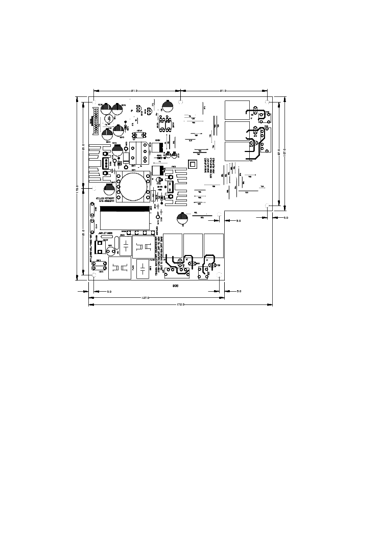 FRONTECH FLF2066-01A POWER-INVERTER Service Manual