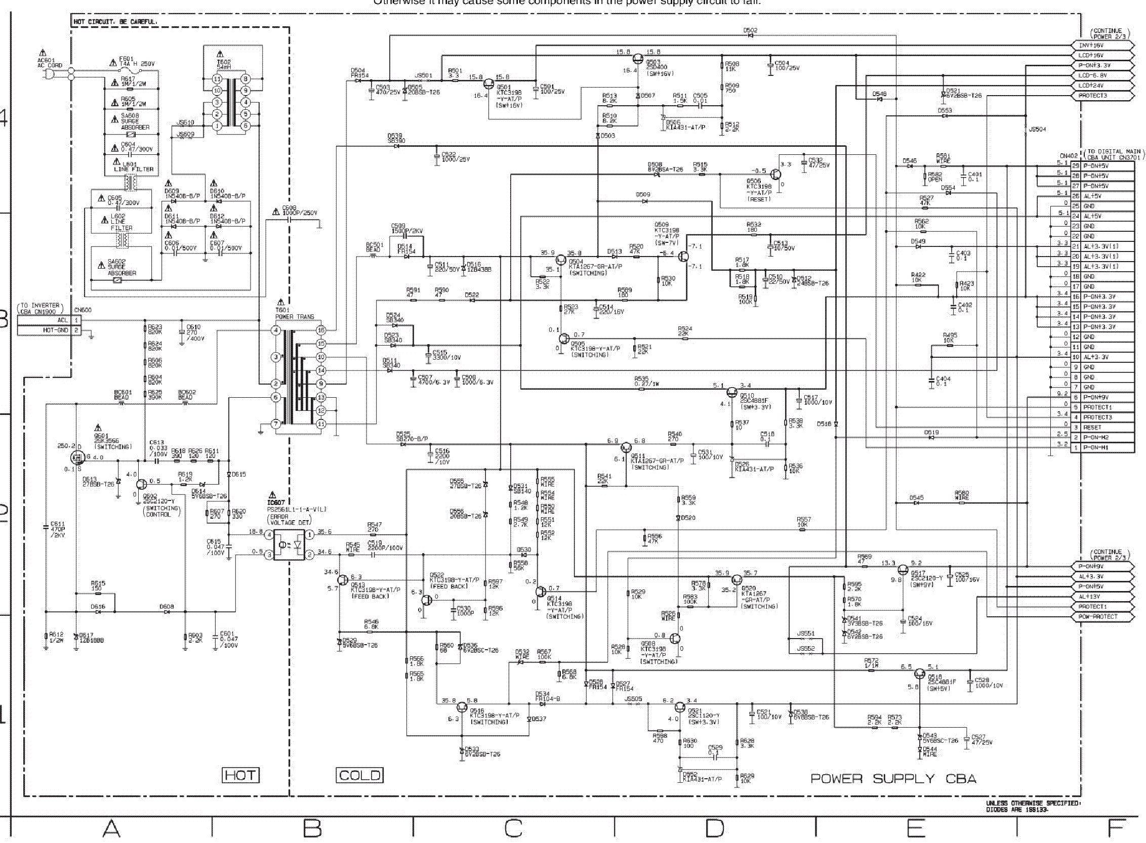 LH7 M32BB SCH Service Manual download, schematics, eeprom
