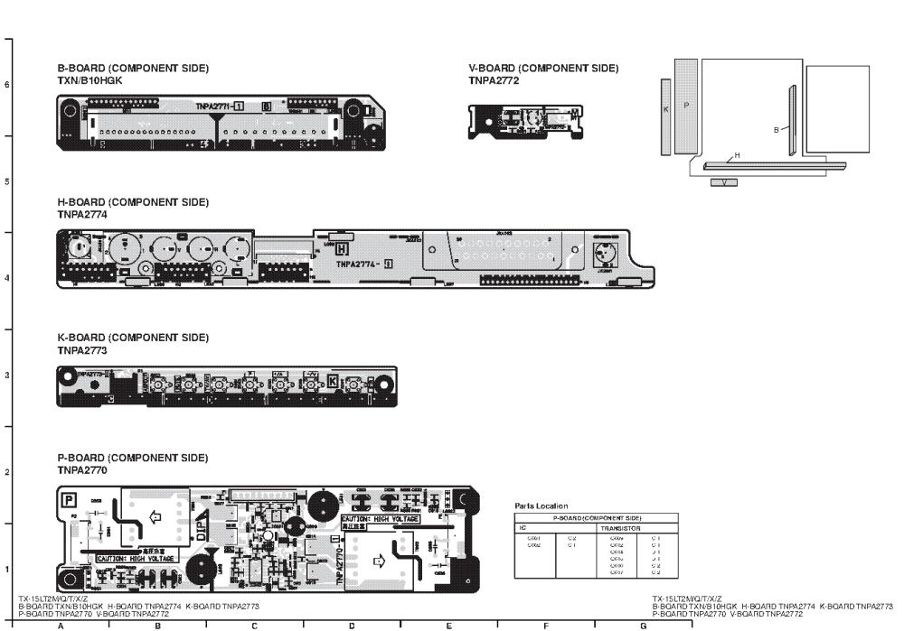 medium resolution of panasonic dmr e55 service manual download schematics eeprom e55p dmr panasonic schematic diagram power supply board