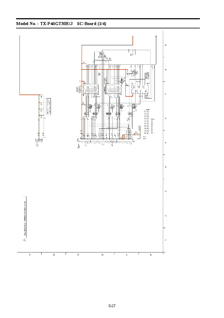 PANASONIC TNPA5335 SCH Service Manual download, schematics