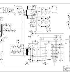 kobap4450xa 450w atx power supply schematic circuit diagram wiring wiring diagram for kobalt compressor kobap4450xa 450w [ 1489 x 1053 Pixel ]