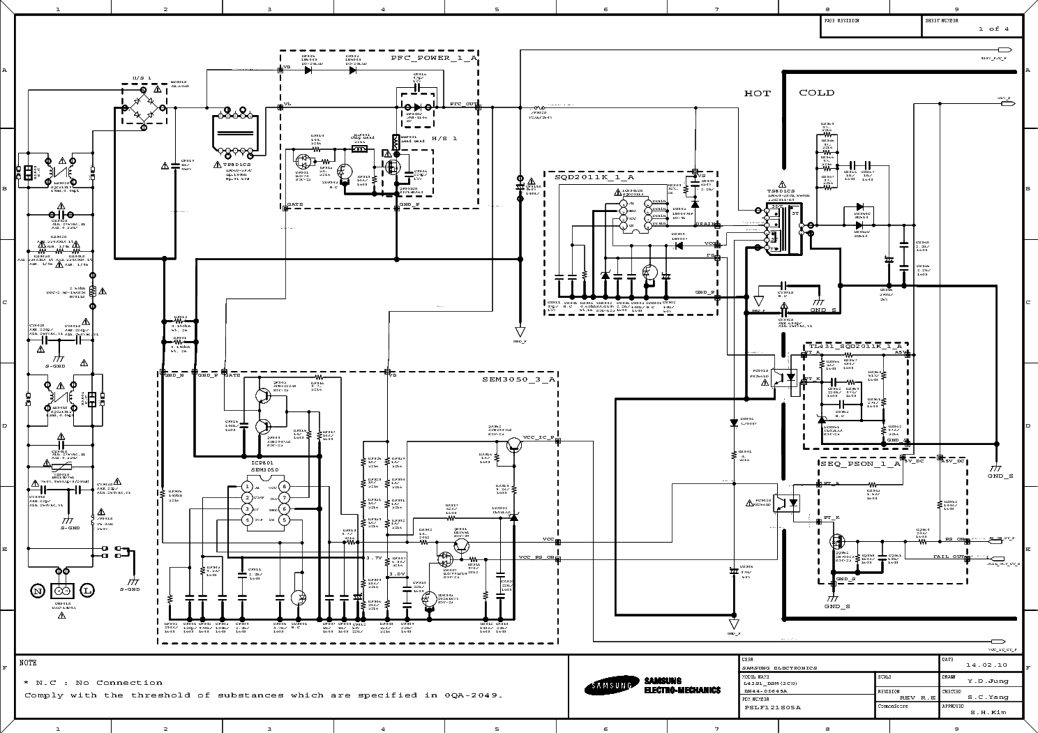 Samsung Bn44
