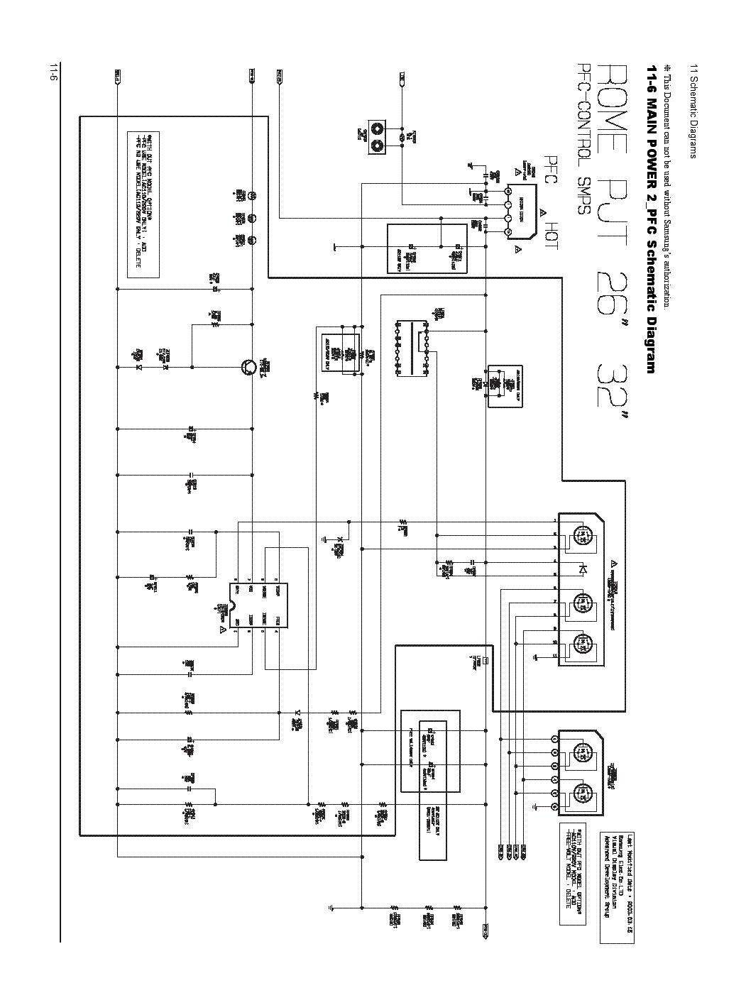 SAMSUNG BN96-01805A RE23UO SMPS SCH Service Manual
