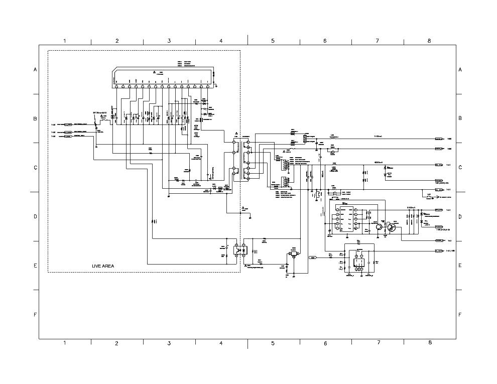 TOSHIBA 27WL46 L6B POWER UC3843 SG6841 L6561 TDA4863