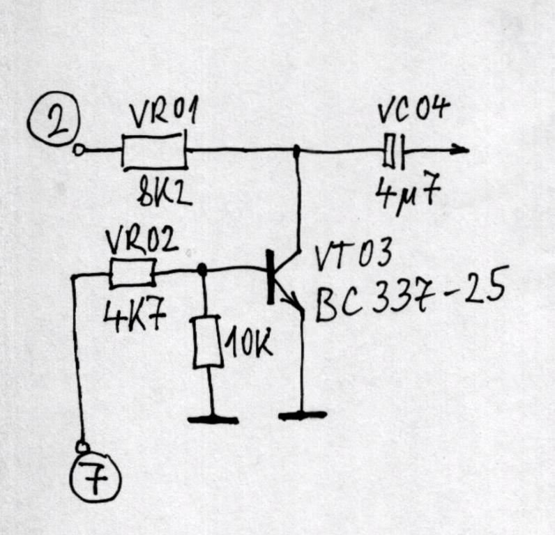 Videoton EA 6383--Egyenlőre csak gyenge erőlködő (már