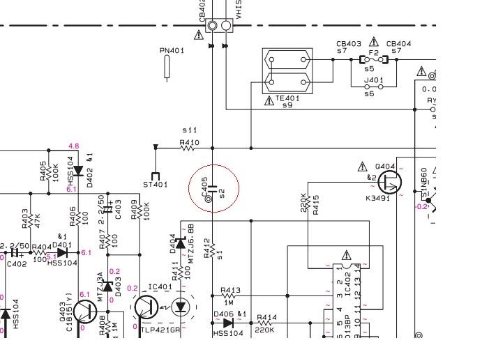 Yamaha rx-v450 erősítő nem kapcsol be (megoldva