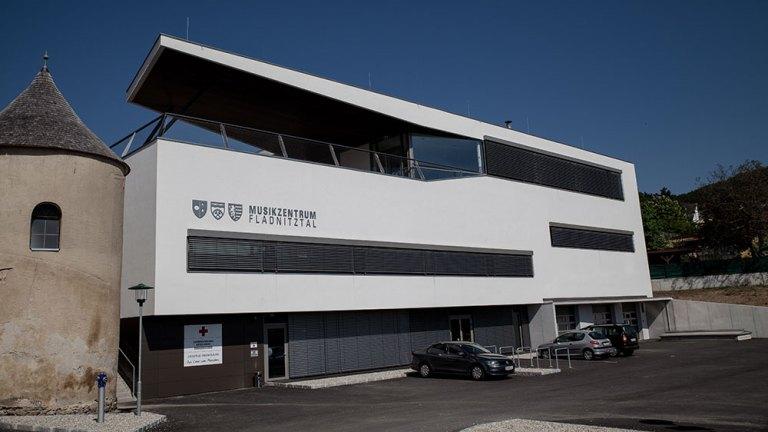 Foto Musikzentrum Fladnitztal