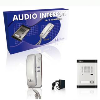 Interfonski komplet za 1 korisnika STRONG 1 Elektro Vukojevic