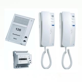 TCS Interfonski audio paket za dva korisnika Elektro Vukojevic