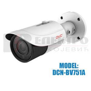Vanjska IP video kamera rezolucije 5Mpx