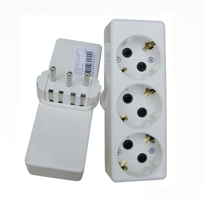 Adapter trofazno monofazni 3X16A/250V Elektro Vukojevic