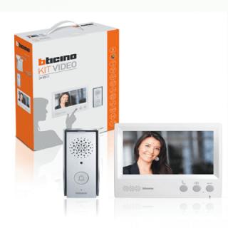 "Interfon video kit hands-free 7"" Bticino Elektro Vukojevic"